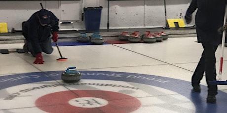 Rocmaura Curling Fun Spiel tickets