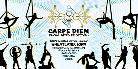 Carpe Diem Flow Arts Festival  tickets