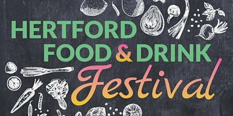 Hertford Food and Drink Festival tickets