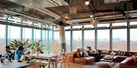 Coliving spaces – the future of collaborative working? tickets