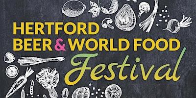 Hertford Castle Beer & World Food Festival