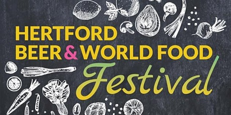 Hertford Castle Beer & World Food Festival tickets