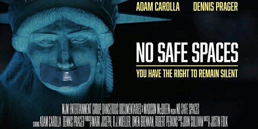 No Safe Spaces (Special Screening)