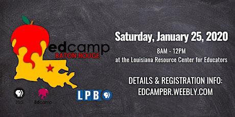 EdCamp Baton Rouge tickets