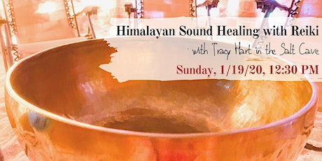 Himalayan Bowl Sound Healing with Reiki with Tracy Hart tickets