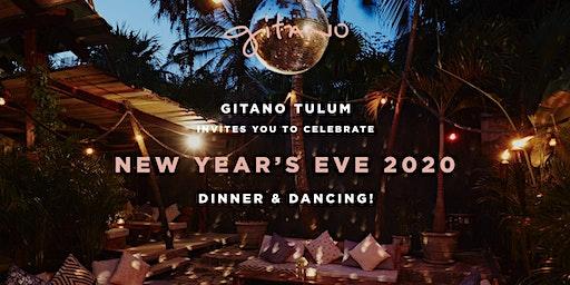 GITANO TULUM NEW YEAR'S EVE 2020