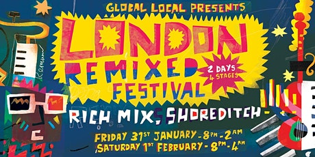 London Remixed Festival 2020 tickets