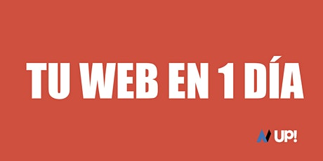 Crea tu web en 1 día entradas