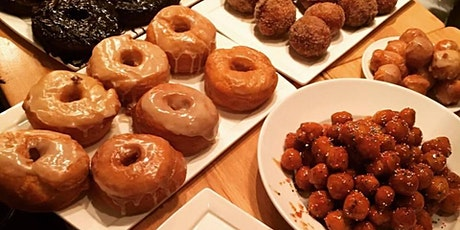 The Art of Making Doughnuts and Waffles tickets