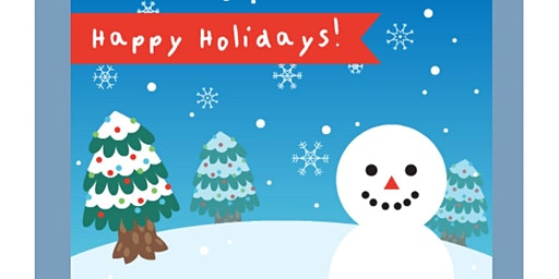 Family Hour of Code: Code a Christmas Card