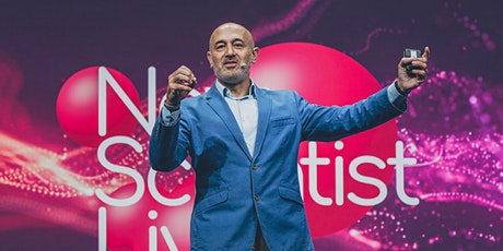 The World According to Physics with Jim Al-Khalili tickets