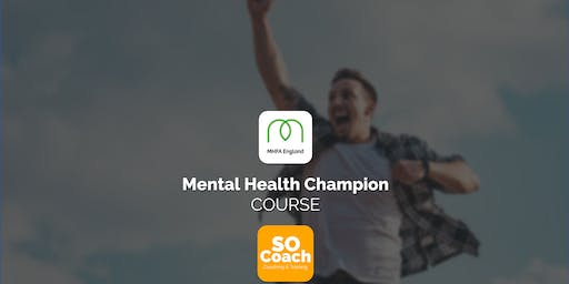 Mental Health Awareness Course at Blakemere Village on the 31st January