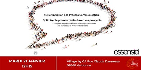 Innitiation à la Process Communication billets