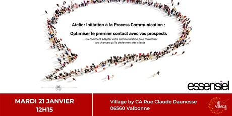Innitiation à la Process Communication billets
