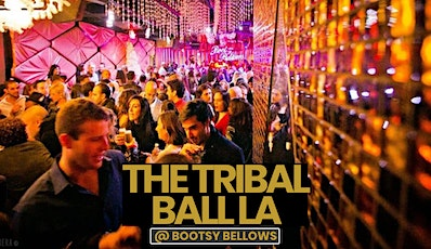 The Tribal Ball -  LA's Biggest Jewish Singles Event at Bootsy Bellows tickets