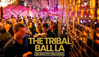 The Tribal Ball -  LA's Biggest Jewish Singles Event at Bootsy Bellows