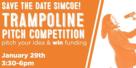 Fanshawe-Simcoe Trampoline Pitch Competition tickets