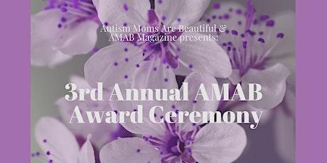 3rd Annual AMAB Award Ceremony tickets