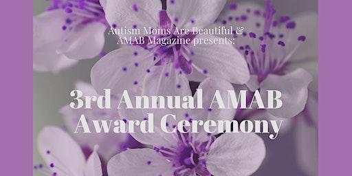 3rd Annual AMAB Award Ceremony