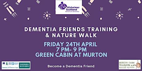 Dementia Friends Training  tickets