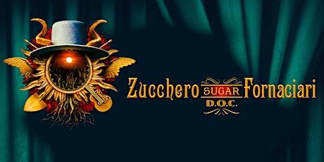 Zucchero tickets