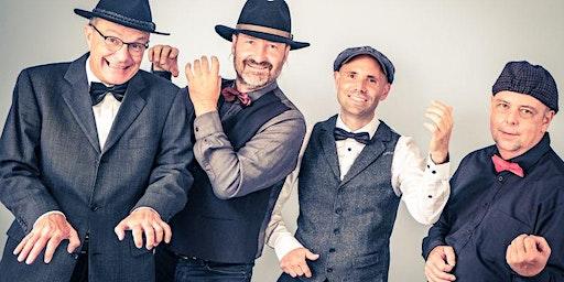Modern Swing Quartet grooved zur Matinee im Unionsviertel