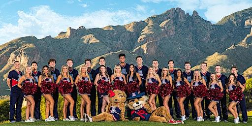 2020 Arizona Cheerleading Future Spirit of Arizona Clinic