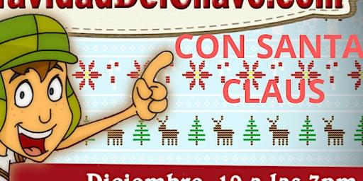 El Canto del Chavo y Santa Claus-y Regalos