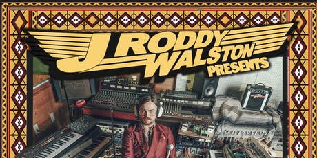 J Roddy Walston Presents: A Single Dose Of Strangeness @ SPACE tickets