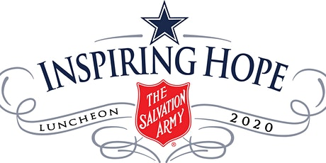 2020 Inspiring Hope Luncheon benefiting The Salvation Army Youth Education Town tickets