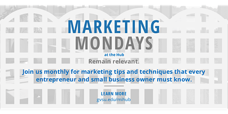 Marketing Monday - So You Want to Start a Podcast tickets