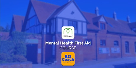 Mental Health First Aid Course at Blakemere Village on the 27th & 28th April tickets