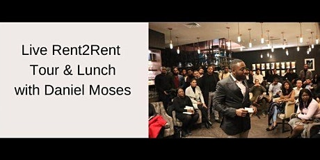 Rent2Rent Discovery Day - Property Tour with Lunch & Q&A tickets