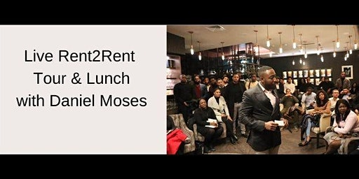 Rent  2 HMO Discovery Day - Property Tour with Lunch,seminar and Q&A