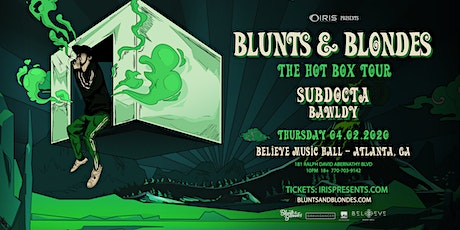 Blunts & Blondes | IRIS ESP101 Learn to Believe | Thursday April 2 tickets