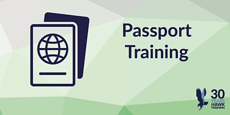 Passport Training for Hawk Tutors tickets