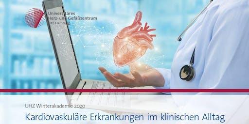 UHZ Winterakademie 2020 - Kardiovaskuläre Erkrankungen im klinischen Alltag