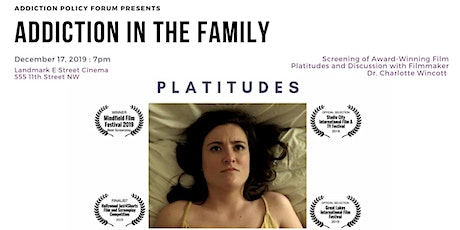 Addiction in the Family Film Screening tickets
