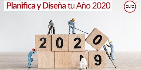 Workshop: Planifica y Diseña tu año 2020 entradas