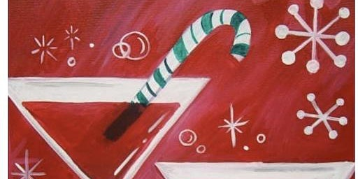 Holiday Paint and Sip   Friday Dec 20