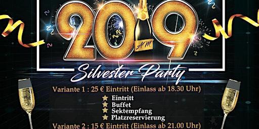 Hessens größte Ü40 Silvesterparty