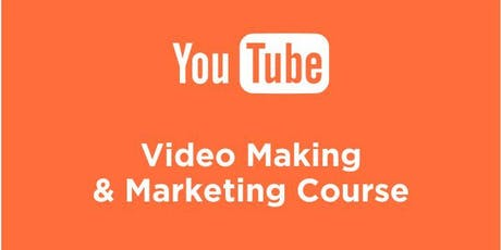 Advanced Youtube Marketing 101 (How to get more subscribers & watch time) tickets