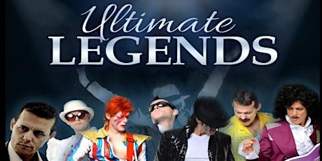 Ultimate Legends Tribute  by Paul Tayler tickets