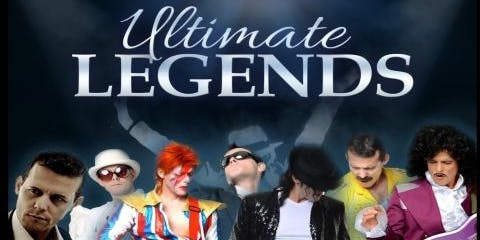 Ultimate Legends Tribute  by Paul Tayler