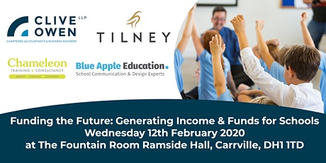 Funding the Future: Generating Income & Raising Funds for Schools tickets