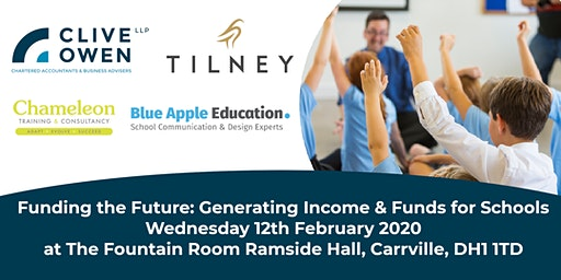 Funding the Future: Generating Income & Raising Funds for Schools