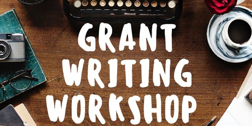 Grant Writing Workshop with Certification