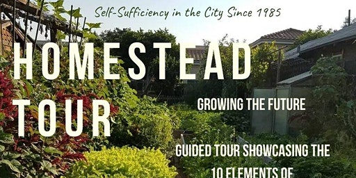Urban Homestead Tour - February