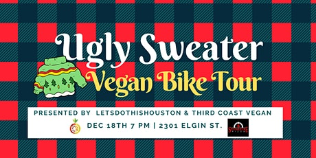 Ugly Sweater | Vegan Bike Tour to Juice Easy tickets