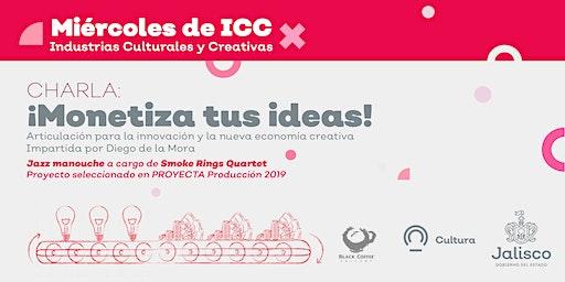 Música, innovación y economía creativa!
